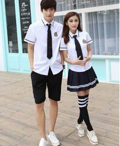 đồng phục học sinh hàn quốc