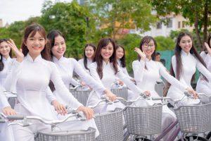 đồng phục áo dài nét đẹp văn hóa việt