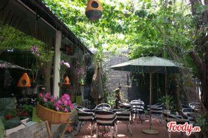 CAFE Sân Vườn Hải Bình