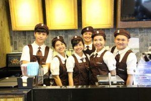 đồng phục áo thun nhân viên
