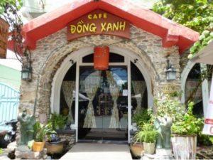 Đồng Xanh Cafe – Ung Văn Khiêm