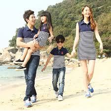 đồng phục gia đình 4 người đẹp