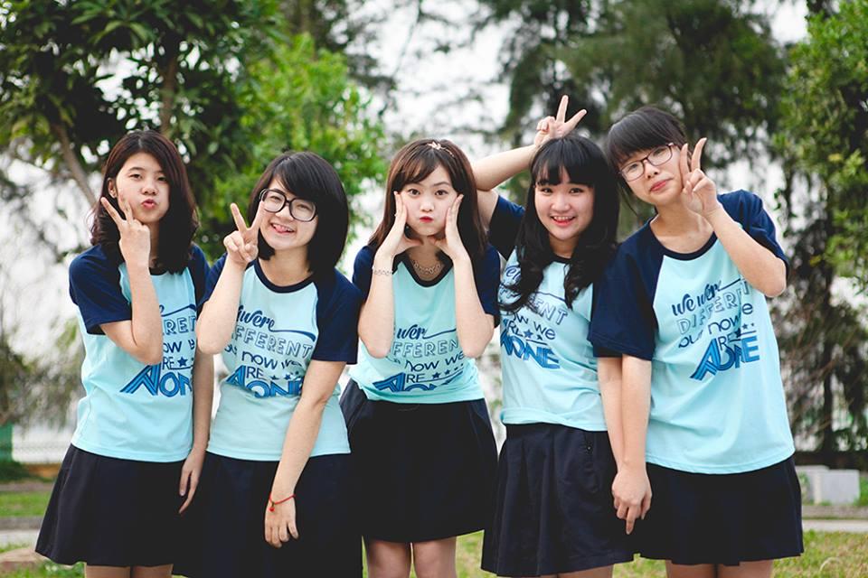 Tổng hợp các kiểu in trên áo thun đồng phục phổ biến và ưa chuộng nhất