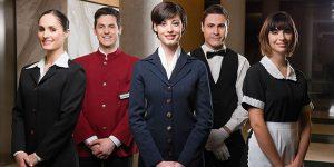 đồng phục nhà hàng khách sạn tại bình dương