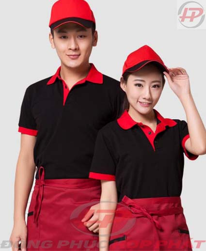 áo thun nhà hàng đẹp