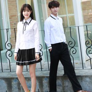 váy áo sơ-mi đồng phục học sinh