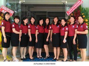 đồng phục công nhân viên