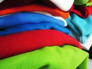 áo thun vải PE mẫu