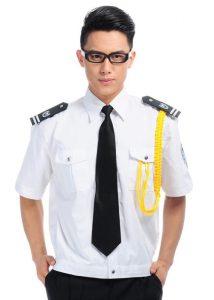 đồng phục bảo vệ nhà hàng