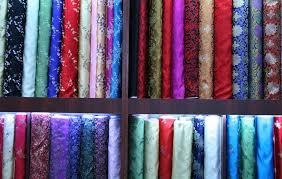 vải lụa may áo dài