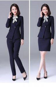 Đồng phục công sở đẹp cho nữ