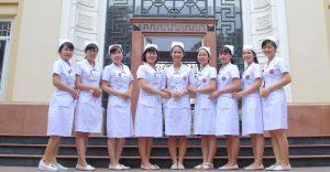 đồng phục y tế đẹp